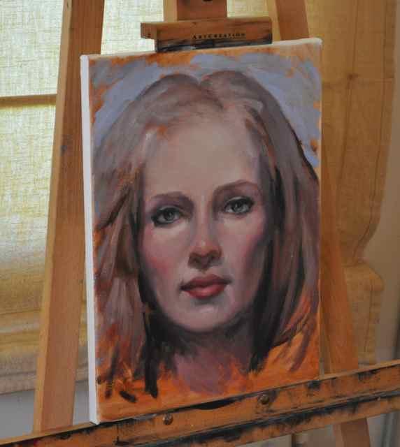 portretje