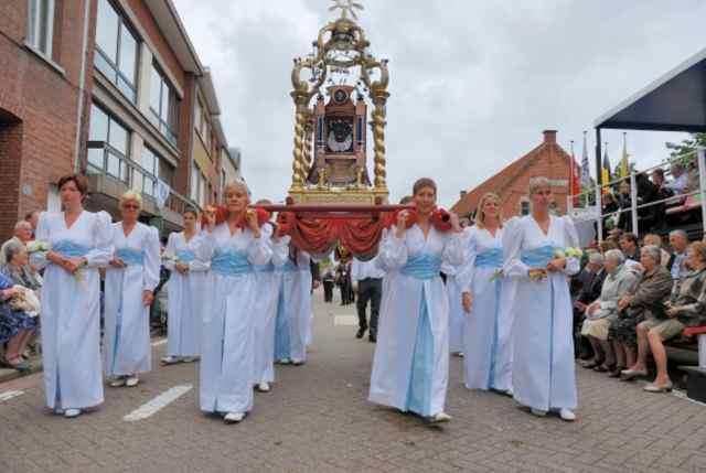 Piet processie
