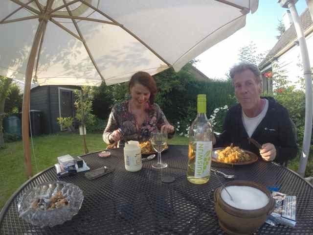 Zondagse kool 2 atelier roeland van der kley - Hoek maaltijd ...