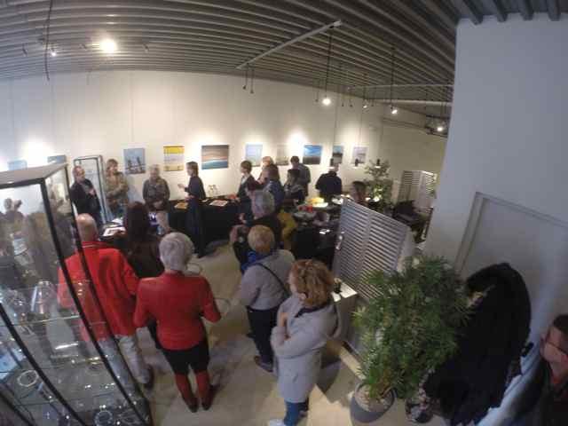 Opening Wintertentoonstelling bij Lokaal 54 (Terneuzen) | Atelier ...